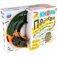 Игровой набор «Кнопа» Полигон 2.5 м с машинками.