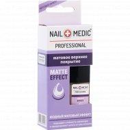 Лак для ногтей «Nail Medic Matte Effect» 10 мл.