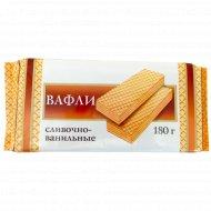 Вафли «Невские» сливочно-ванильные, 180 г.