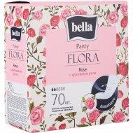 Прокладки гигиенические «Bella» ежедневные с ароматом розы, 70 шт