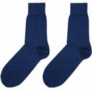 Носки мужские «Mark Formelle» темно-синие, размер 25.