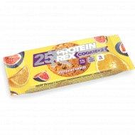 Печенье с протеином «Апельсин-инжир» 50 г.