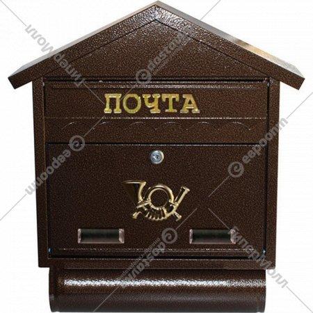Ящик почтовый «GreenTerra» SD3T, медь