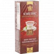 Чай черный «Hyleys» цейлонский, 25х2 г.