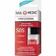 Сыворотка для хрупких и ломких ногтей «Nail Medic SOS» 10 мл.