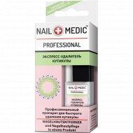 Экспресс удалитель кутикулы «Nail Medic» 10 мл.
