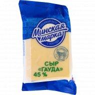 Сыр «Гауда» 45 %, 200 г.