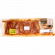 Полуфабрикат мясной «Ребрышки свинные» охлажденные, 1 кг.
