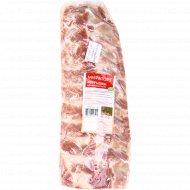 Полуфабрикат мясной ребрышки свинные «Деликатесные» 1 кг.