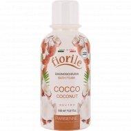 Пена для ванн «Florile» кокос, 1000 мл.