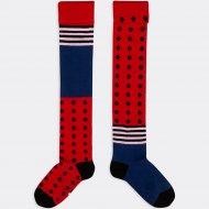 Колготки детские «Mark Formelle» темно красные, размер 128-132.