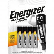 Батарейка «Energizer» Power, E91 BP 4