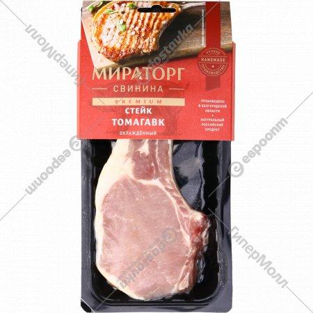 Стейк «Томагавк» из свинины, 360 г.