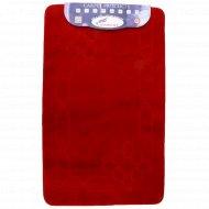 Коврик «Shahintex» 60х100 см, красный 20.