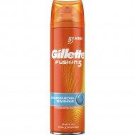 Гель для бритья «Gillette» увлажняющий, 200 мл.