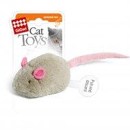 Игрушка «Мышка» со звуковым чипом, плюш, 6 см