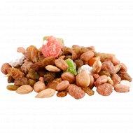 Ассорти фруктово-ореховое «Тропико» 1 кг., фасовка 0.4-0.5 кг