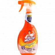 Средство для кухни «Mr. Muscle» свежесть лимона, 450 мл.