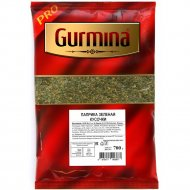 Паприка зеленая «Gurmina» кусочки, 700 г.