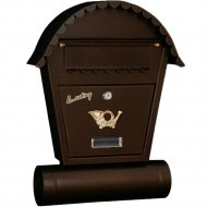 Ящик почтовый «GreenTerra» SO2T, медь