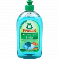 Средства для мытья посуды «Frosch» с содой, 500 мл.
