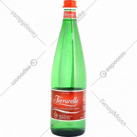 Вода минеральная «Ferrarelle»лечебно-столовая, 0.75 л.