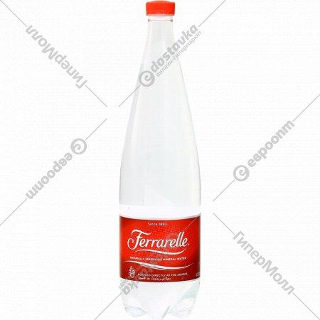 Вода минеральная «Ferrarelle» 1 л.