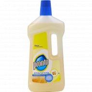 Средство для мытья полов «Pronto» с миндальным маслом, 750 мл.