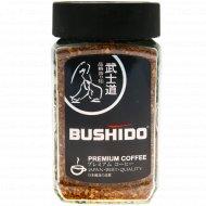 Кофе растворимый «Bushido» Black Katana, 100 г.