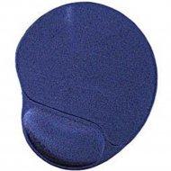 Коврик «Gembird» MP-GEL-B, синий