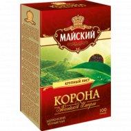 Чай черный «Майский» Корона Российский империи, 100 г.