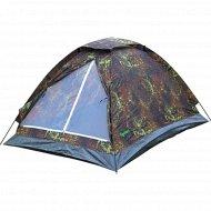 Палатка «Cleveland» однослойная 3-местная 210х210х130 см.