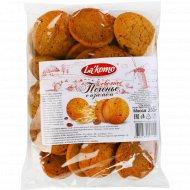 Печенье овсяное «La`komo» с изюмом, 250 г.