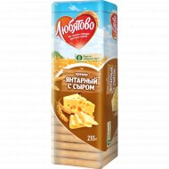 Крекер «Янтарный» с сыром, 235 г.