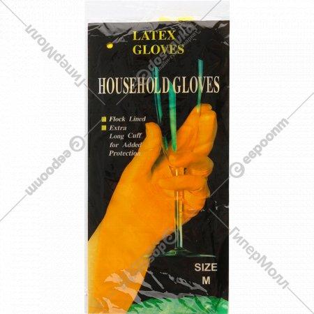 Перчатки резиновые BR-3297 ,М.