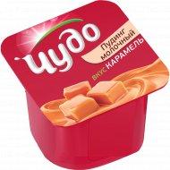 Пудинг «Чудо» со вкусом карамели 3%, 125 г.