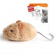 Игрушка «Мышка» с звуковым чипом, 13 см.