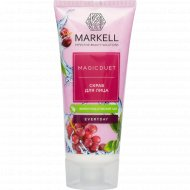 Cкраб «Markell» для лица, виноград и белый чай, 100 мл.