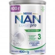 Смесь сухая «NAN-3» кисломолочная, 400 г.