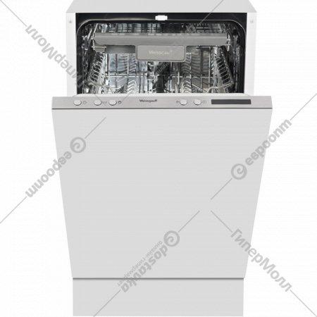 Встраиваемая посудомоечная машина «Weissgauff» BDW4140D.