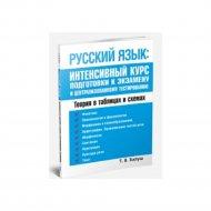 Книга «Русский язык: курс подготовки к экзамену и ЦТ» 2-е издание.