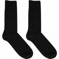 Носки мужские «Mark Formelle» черные, размер 25.