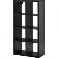 Стеллаж «Ikea» Каллакс, 703.795.74, черно-коричневый