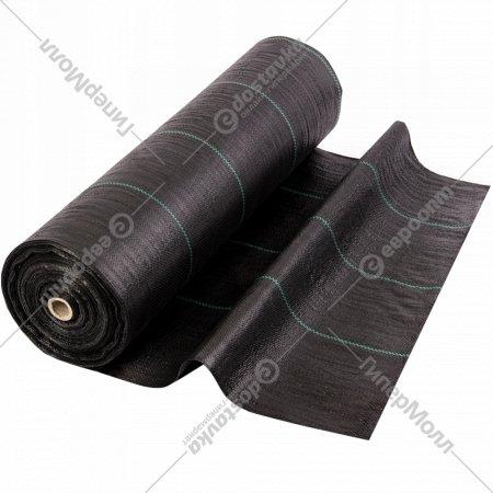 Агроткань «GreenTerra» ПП 110 UV, черная, 5 м.п.
