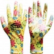 Перчатки защитные микс, размер 9, IDA1207.