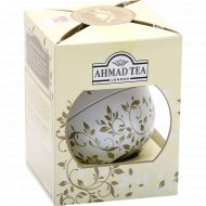 Чай черный байховый «Ahmad Tea» с ароматом бергамота, 30 г.