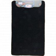 Универсальный коврик «Кольчуга» 45х75 см, синий.