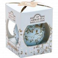 Чай черный байховый «Ahmad Tea» Earel Grey, листовой, 30 г.