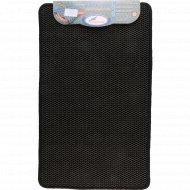 Универсальный коврик «Кольчуга» 45х75 см, серый.
