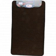 Универсальный коврик «Кольчуга» 45х75 см, теракотовый.